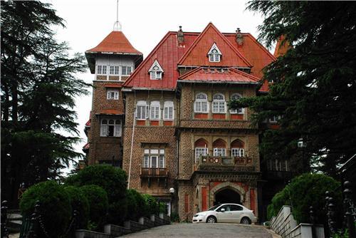 Shimla Attraction - Gorton Castle