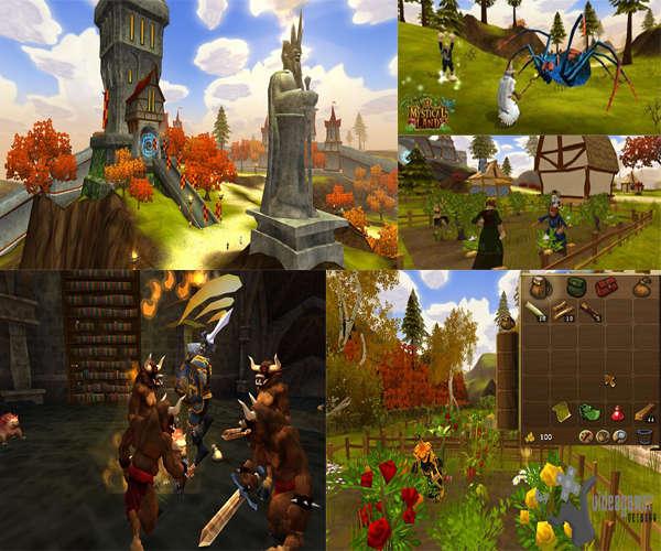 jogo mmorpg fantasia online 3d