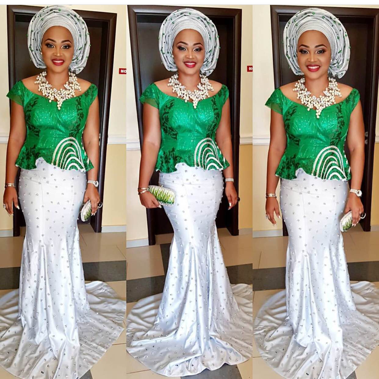5 Trendy Aso Ebi Styles That Will Stand You Out This Festive Season ...
