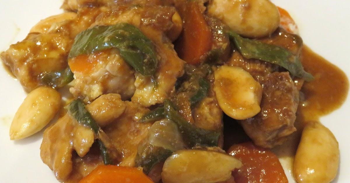 Recetas Monsieur Cuisine Pollo Con Almendras Estilo Oriental