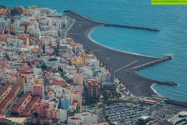 Santa Cruz de La Palma plantea a la Dirección General de Infraestructura Turística la financiación del proyecto de la Avenida Marítima