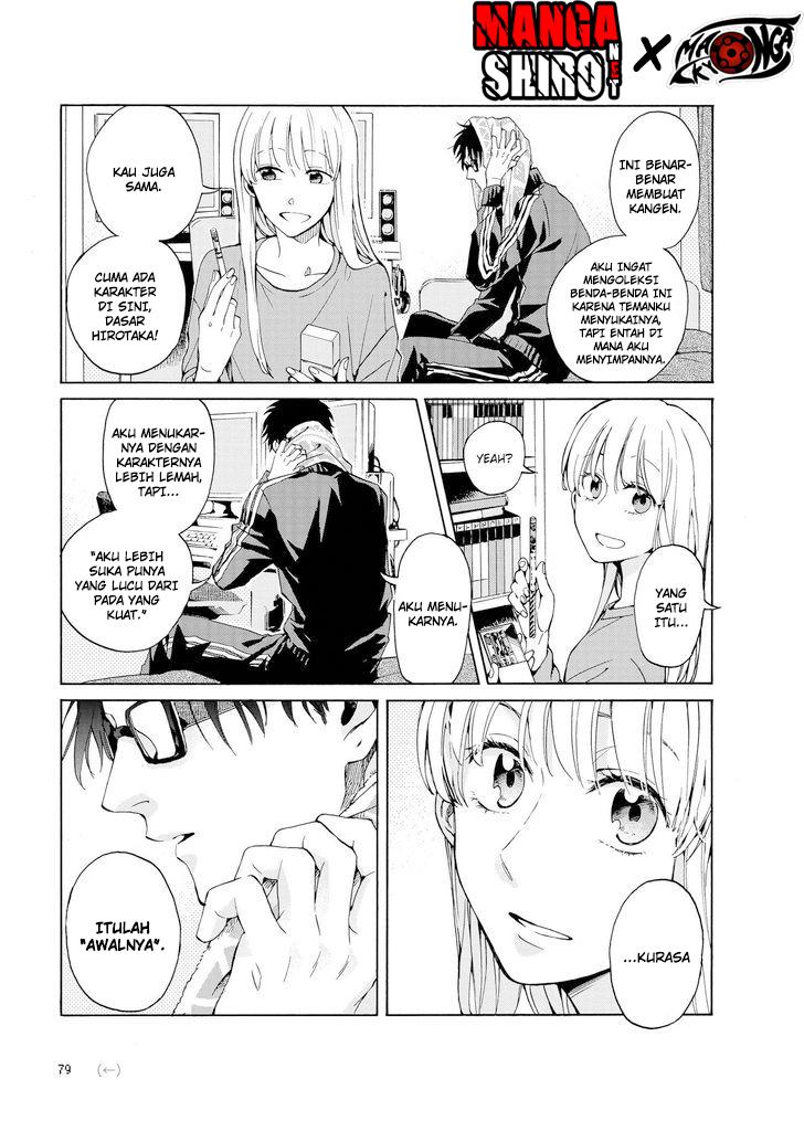 Wotaku ni Koi wa Muzukashii Chapter 04.5-10