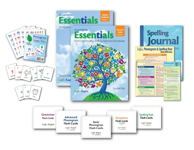 Logic of English Essentials: A Complete Language Arts Curriculum