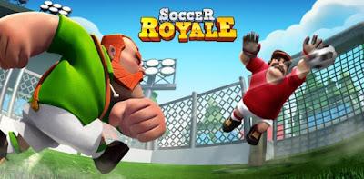 Soccer Royale MOD APK Unlimited Coins/Gems