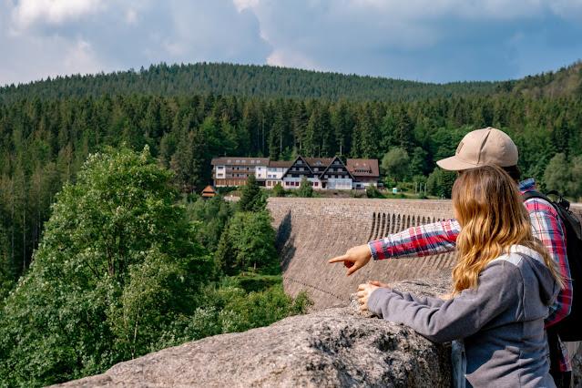 Premiumwanderweg Murgleiter | Etappe 3 von Forbach nach Schönmünzach | Wandern nördlicher Schwarzwald 14