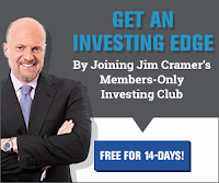 Click Button Member's Only Investing Club Jim Cramer 14 Day Free Trial