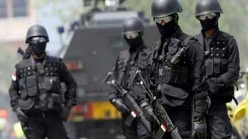 Dalam 2 Hari, Densus Bekuk 37 Terduga Teroris di 10 Daerah