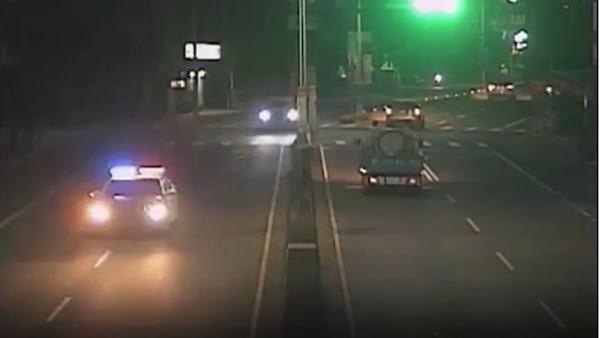 彰化熱心警察飛車越鬼門 救回浴血臨盆孕婦
