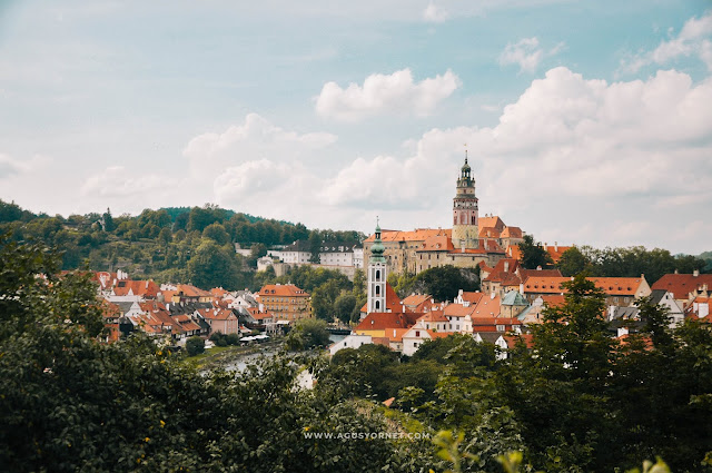 Cesky Krumlov, Czech Republic - 8 cities to visit in Czech Republic
