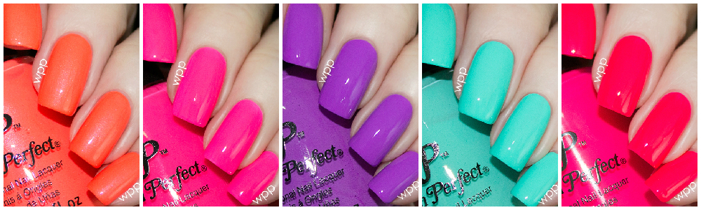 Salon Perfect Neon POP! Collection Limited Edition Shades