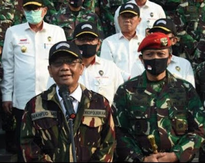 Gerah dengan Djoko Tjandra, Mahfud MD Aktifkan Lagi Tim Pemburu Koruptor