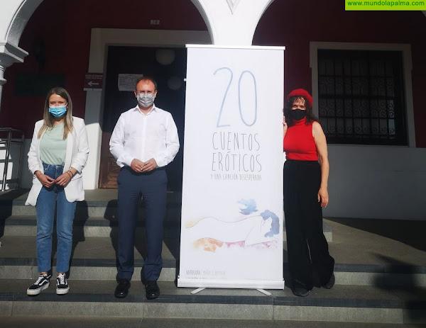 María Jesús Batista presenta en El Paso su espectáculo '20 Cuentos Eróticos y una Canción Desesperada'