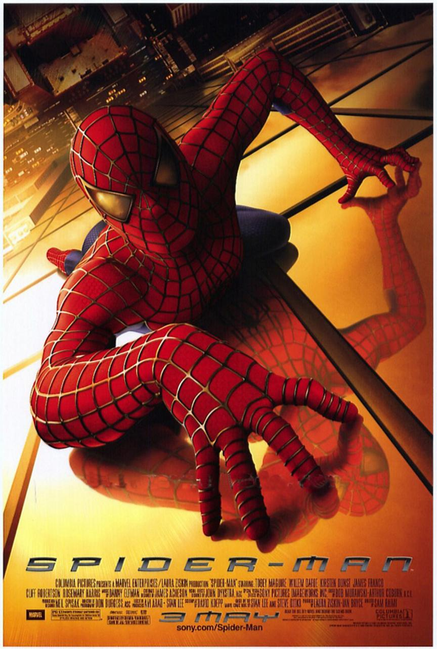 Spider-Man 1 (2002) ταινιες online seires oipeirates greek subs