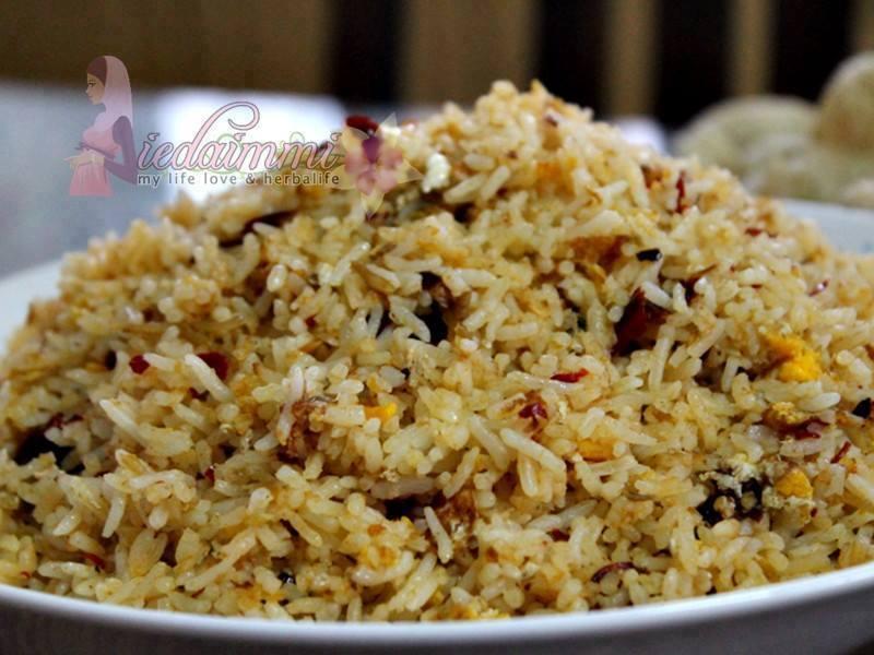 Nasi Goreng Belacan Mudah Dan Simple Untuk Sahur Dari Dapur Kak Tie
