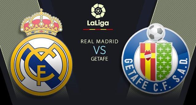 Real Madrid vs Getafe: chocan EN DIRECTO por la fecha 33 de LaLiga Santander