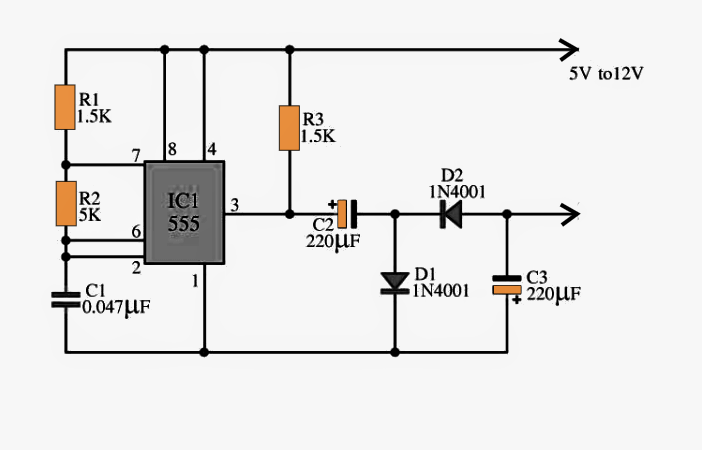 variable frequency pwm circuit