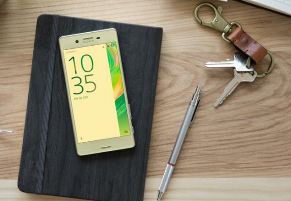 Sony bawa Tiga Ponsel pintar Xperia X, Xperia XA, serta Xperia X Performance, ke MWC 2016