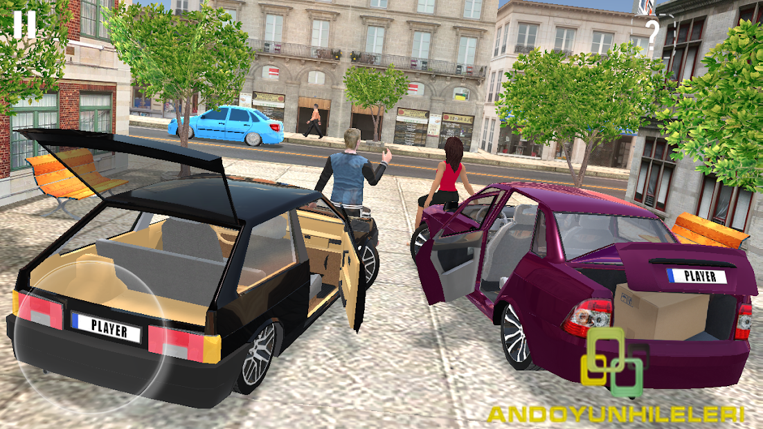Car Simulator OG Para Hileli APK