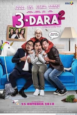 Film 3 Dara 2 (2018)