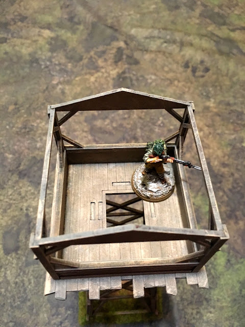 Sarissa Watch Tower K007