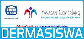 Skim Dermasiswa Dana Pendidikan Mbsb 1 Malaysia Biasiswa