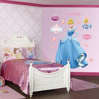 Dormitorio princesa Disney