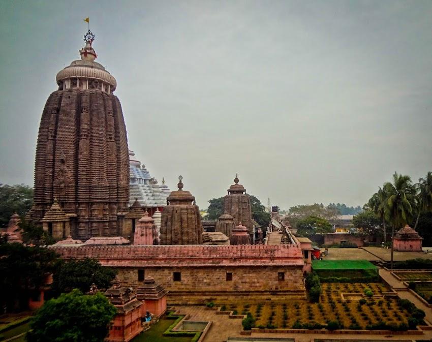 Jagannath Temple - History of Jagannath Temple