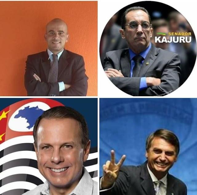Gésio Neves está na lista dos líderes mais influentes de Goiás