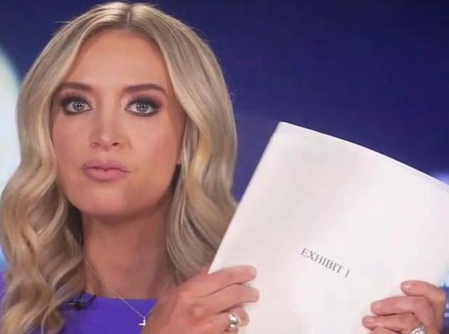 Nhà Trắng giới thiệu tài liệu 234 trang cáo buộc gian lận bầu cử Mỹ