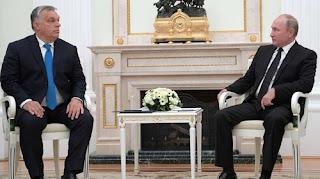 روسيا وهنغاريا: اتفاق على مساعدة المجتمعات المسيحية المضطهدة في الشرق الأوسط