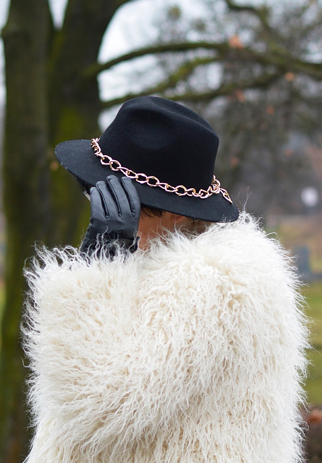 Winter style, H&M Fur