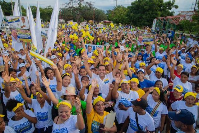 Gobernador de La Guajira concerta con riohacheros acciones del Plan de Desarrollo 2020 - 2023