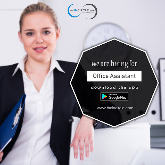 Office Assistant Job