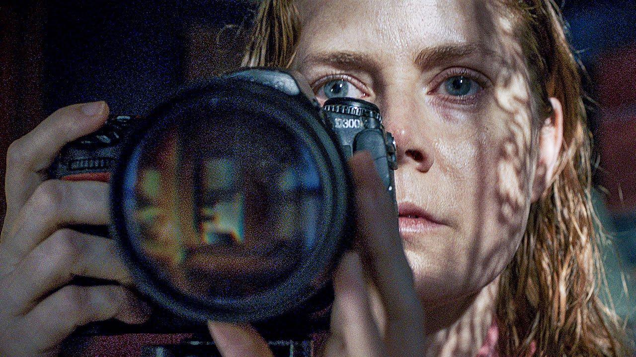 A mulher na janela | Netflix