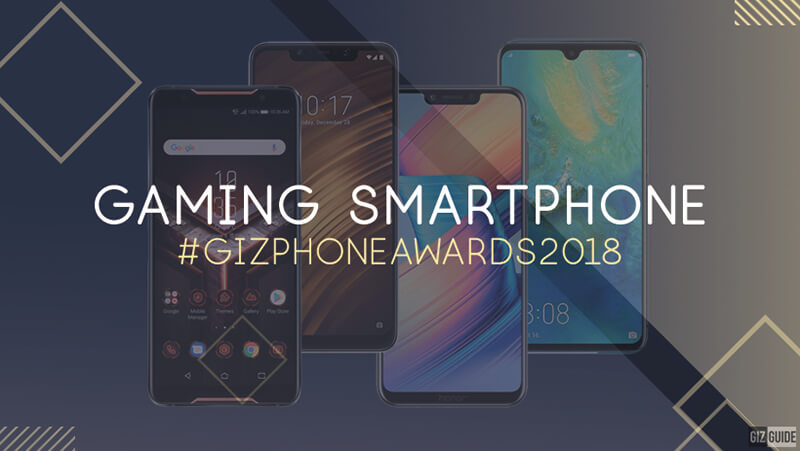 Gaming smartphone of the year (No price limit)