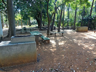 Parque Piqueri - Área para piquenique