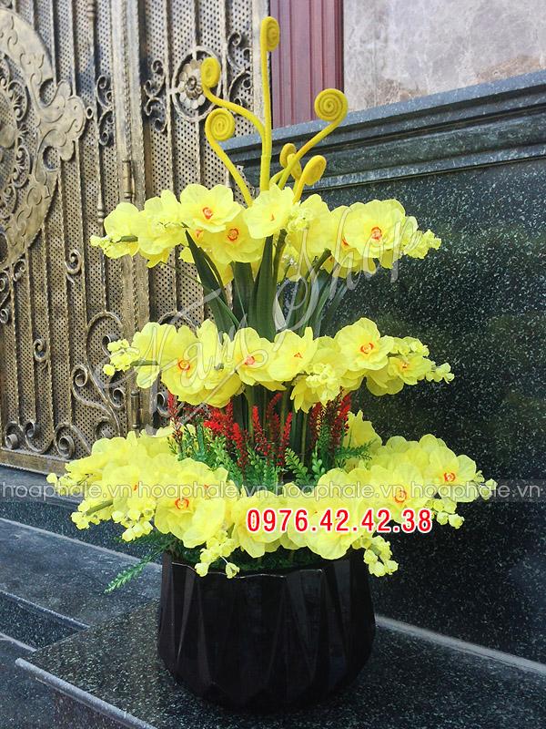 Hoa da pha le tai Ngoc Khanh