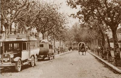 Portal Nou, Valls en los años 30
