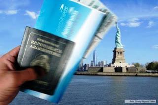 *El sistema no implica que los argentinos dejen de necesitar la visa para ingresar a los Estados Unidos, ya que será obligatorio realizar ese trámite para poder viajar.
