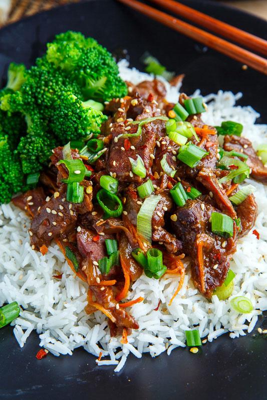 Mongolian Beef Recipe Slow Cooker