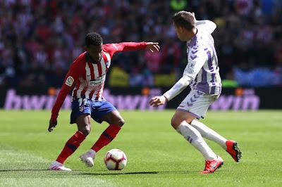 مشاهدة مباراة أتلتيكو مدريد وبلد الوليد بث مباشر اليوم 06-10-2019 في الدوري الاسباني