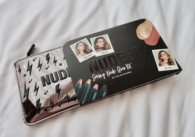 Nudestix Smokey Nude Glow Kit Review My Zoom makeup arsenal morena filipina beauty blog