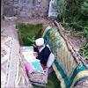 Habib Ahmad Al-Muhdlor Khatamkan Al-Qur'an 8000 Kali Di CalonKuburannya