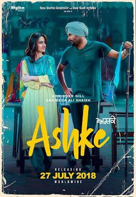 Ashke (2018) Punjabi 720p | 480p HDRip x264 900Mb | 350Mb