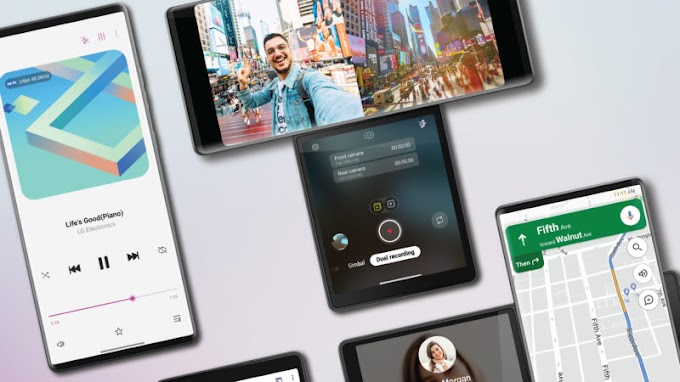 LG deixa de fabricar smartphones