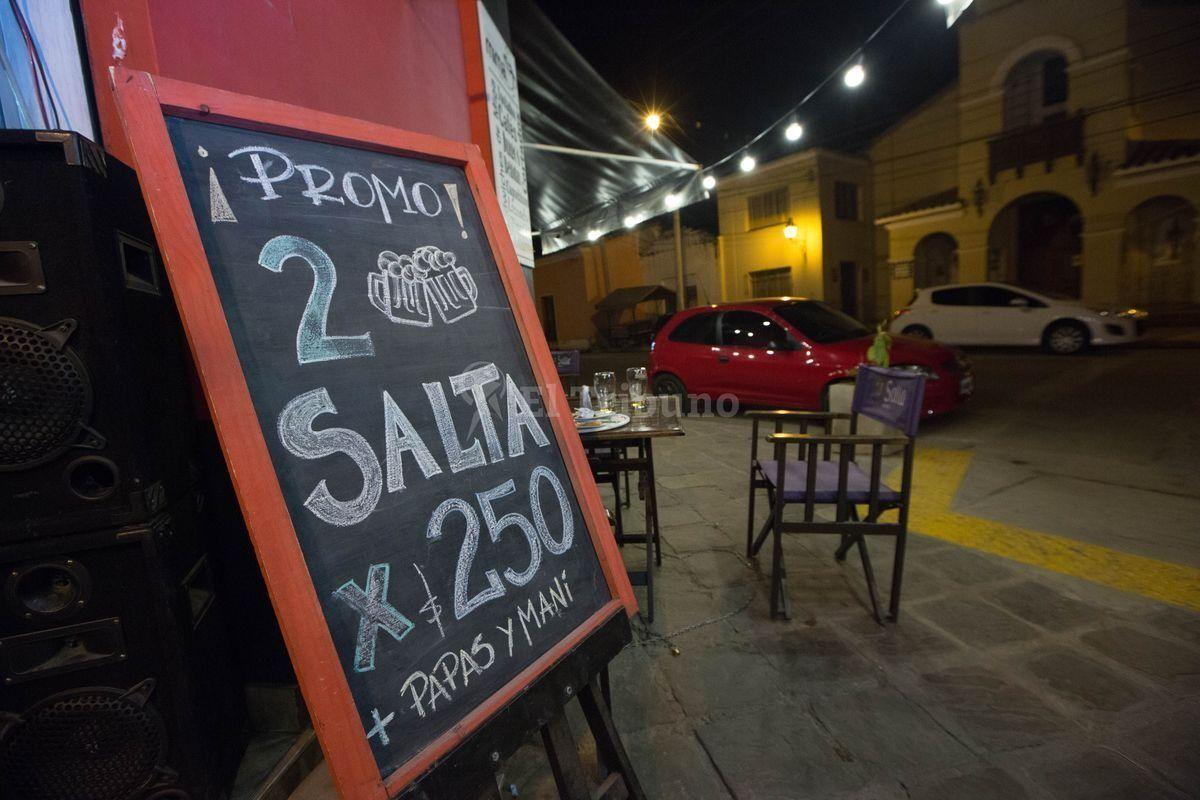 Comercios y gastronomía reabren en Salta tras una semana cerrados