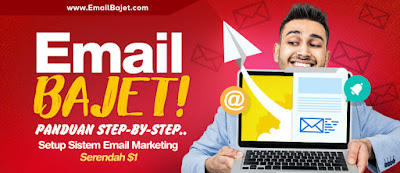 Cara Buat Email Marketing