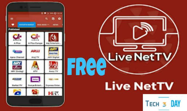 حمل الآن تطبيق Live Net Tv لمشاهدة القنوات الفضائية و المشفرة على الأندرويد