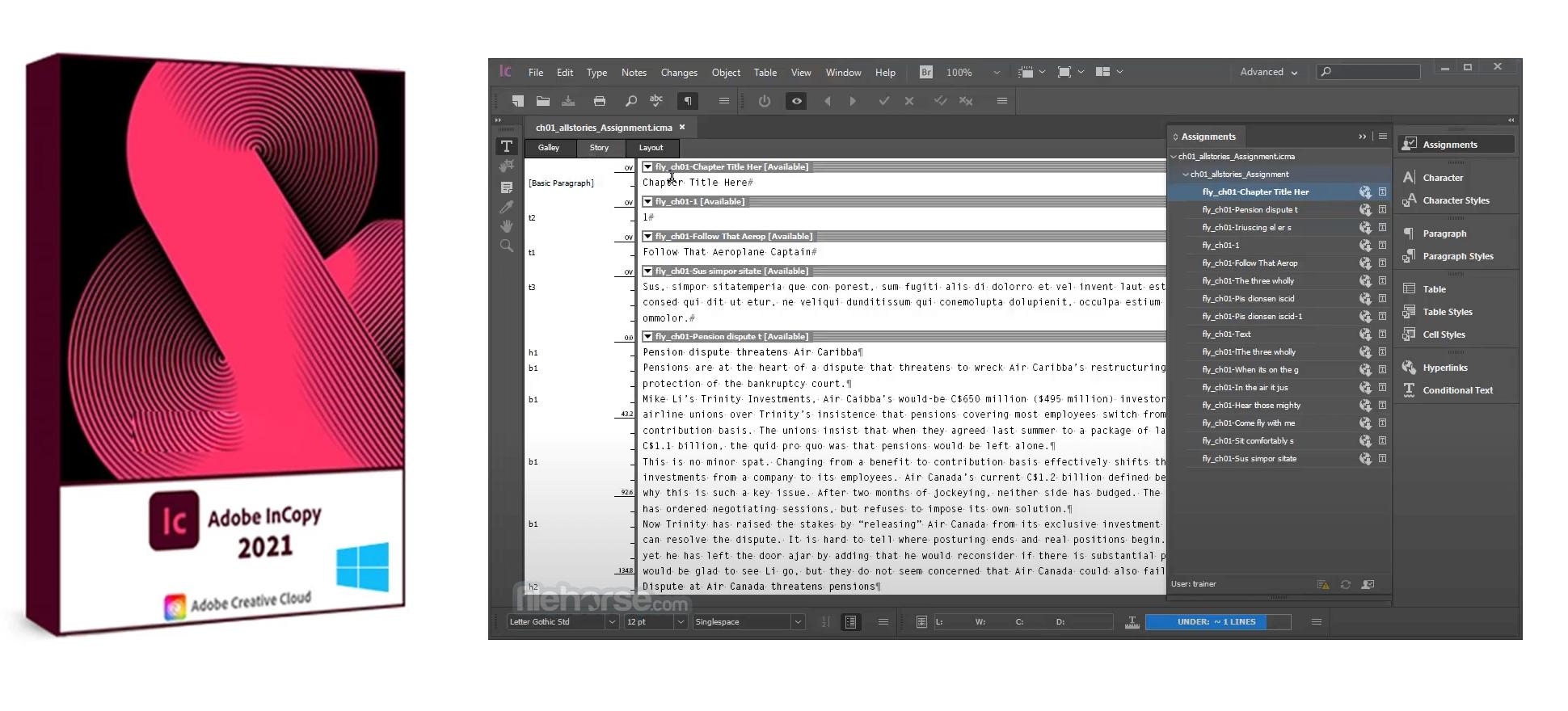 Cara Install Adobe InCopy CC 2021