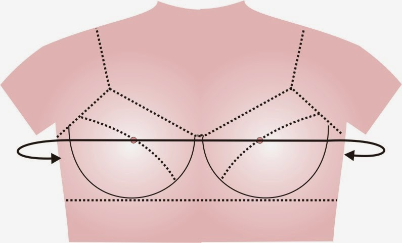 Four Ways of Measuring - Life of a Fairy Bra Mother